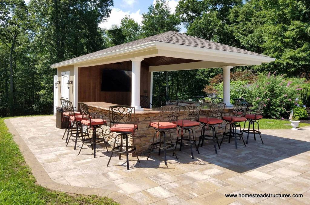 Siesta Pool House Example