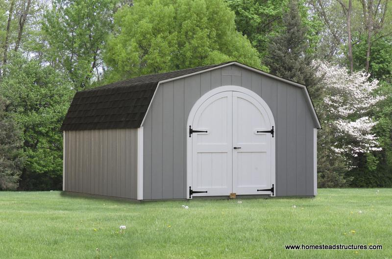 Liberty Shed Example