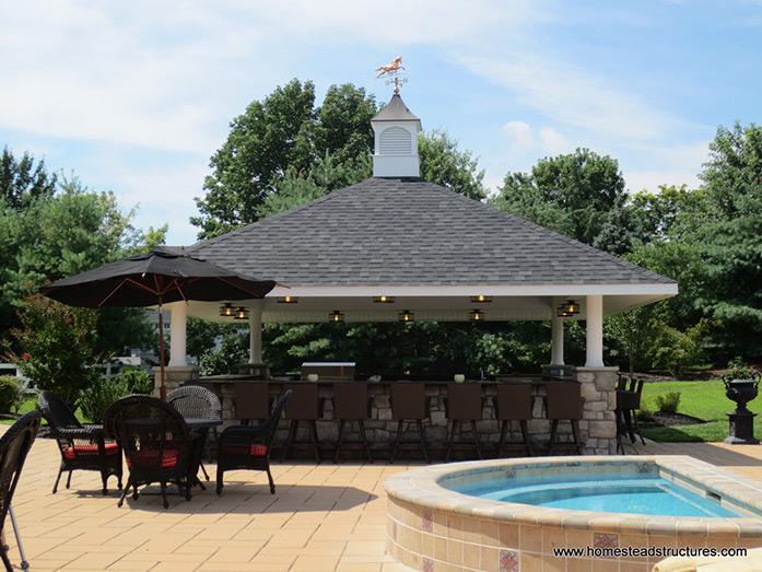 Vintage Pavilion Example